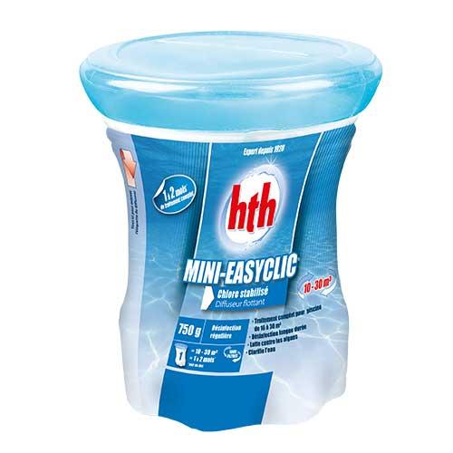 traitement chlore multifonction pour piscines 10 à 30 m³
