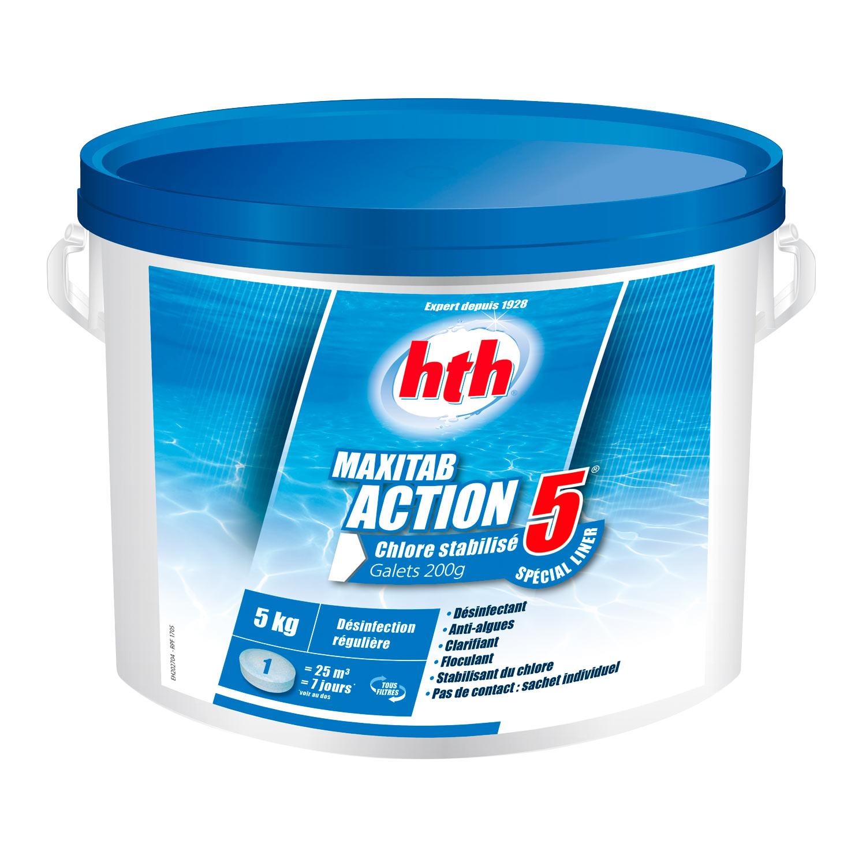 hth action 5 spécial liner 5KG