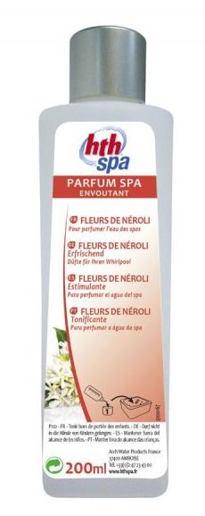 hth spa parfum fleurs de Néroli