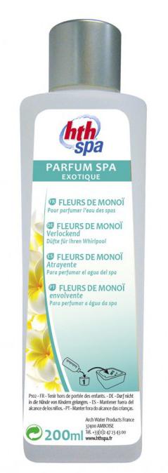 hth spa parfum monoï