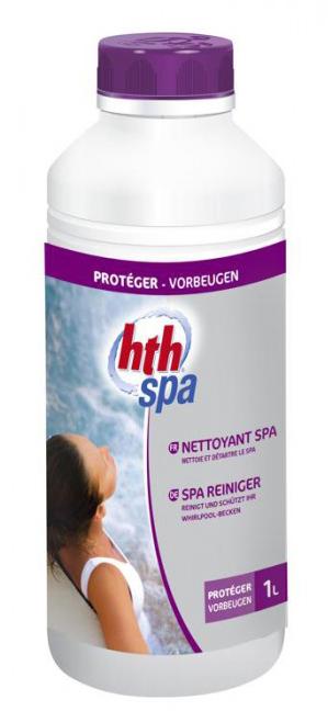 hth spa nettoyant