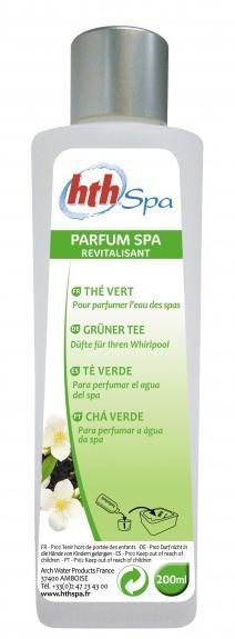 hth spa parfum thé vert