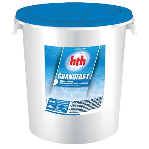 hth Granufast 25kg