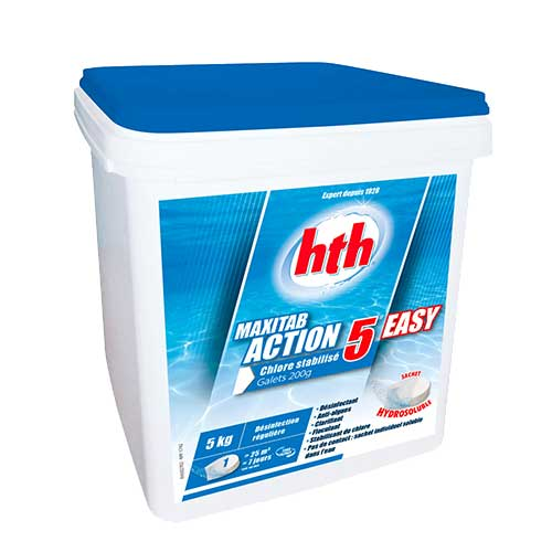hth maxitab action 5 easy 5kg