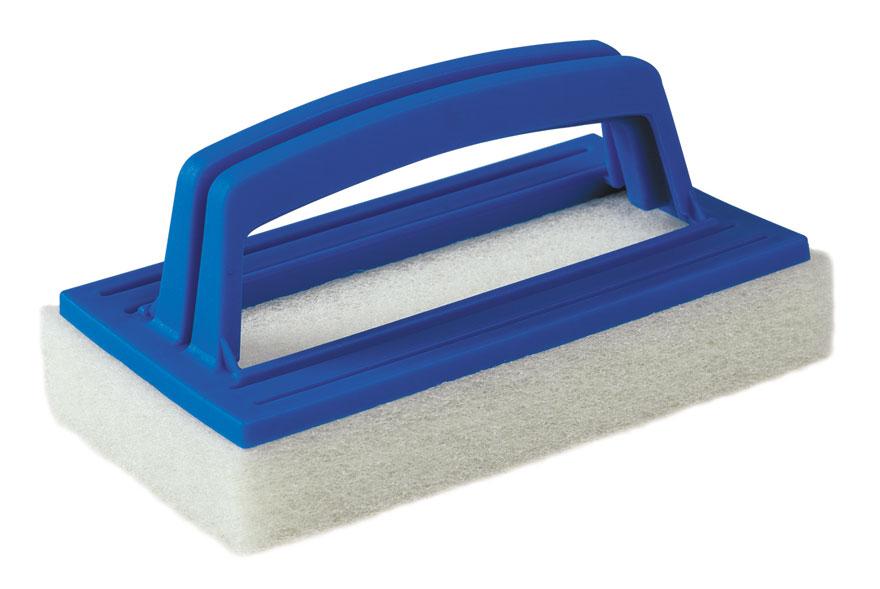 Brosse ligne d'eau mono grattoir liner