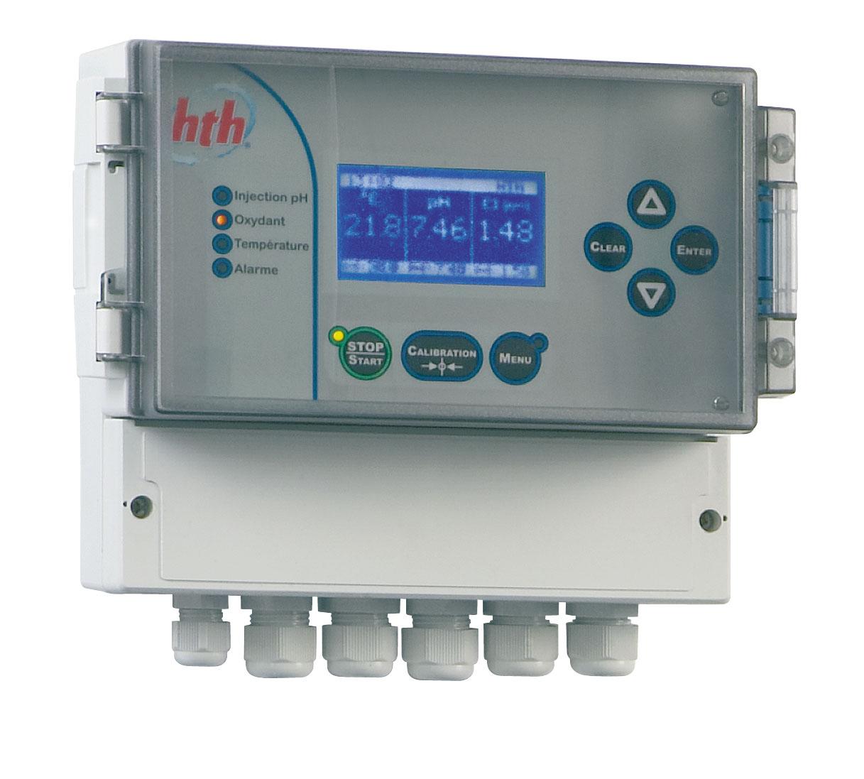 régulation ampérométrique hth