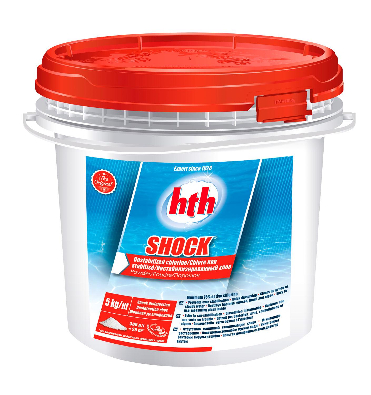 hth shock poudre 5kg